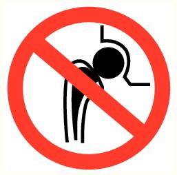 Prothèse interdite