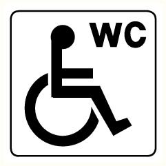Toilette invalides
