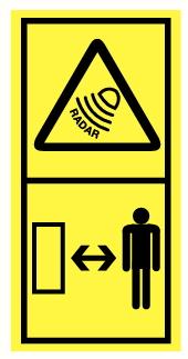Danger rayonnement émission radar