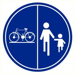 Piétons & cyclistes