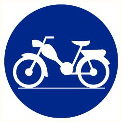 Passage moto