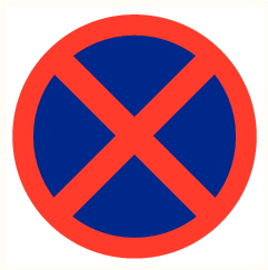 Arrêt & stationnement interdits