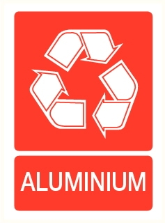 Recyclage de l'aluminium