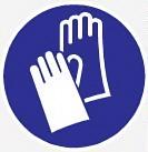 Veuillez porter des gants