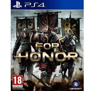 For Honor para PS4 por solo 15,9€