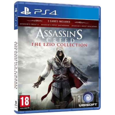 🎮 ¡Assassin´s Creed The Ezio Collection Xbox One y PS4 en Amazon! 🎮