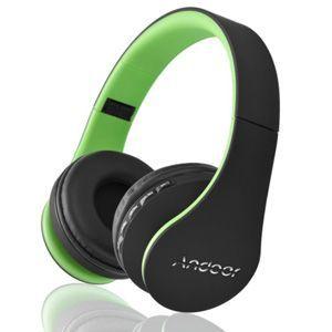 ¡Auriculares Bluetooth Andoer LH-811 con radio integrada, solo 9,95€!