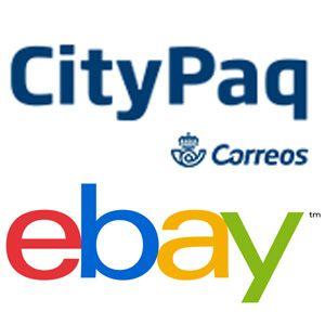 ¡10€ gratis para eBay con CityPaq!