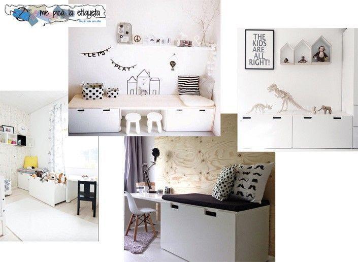 Habitacin Montessori dormitorio infantil de Ikea  Blog