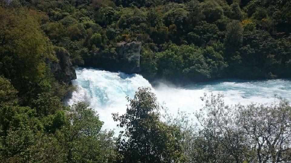 Huka Falls Nueva Zelanda