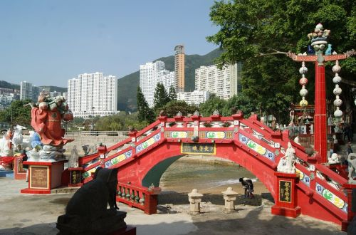 Repulse Bay y su templo