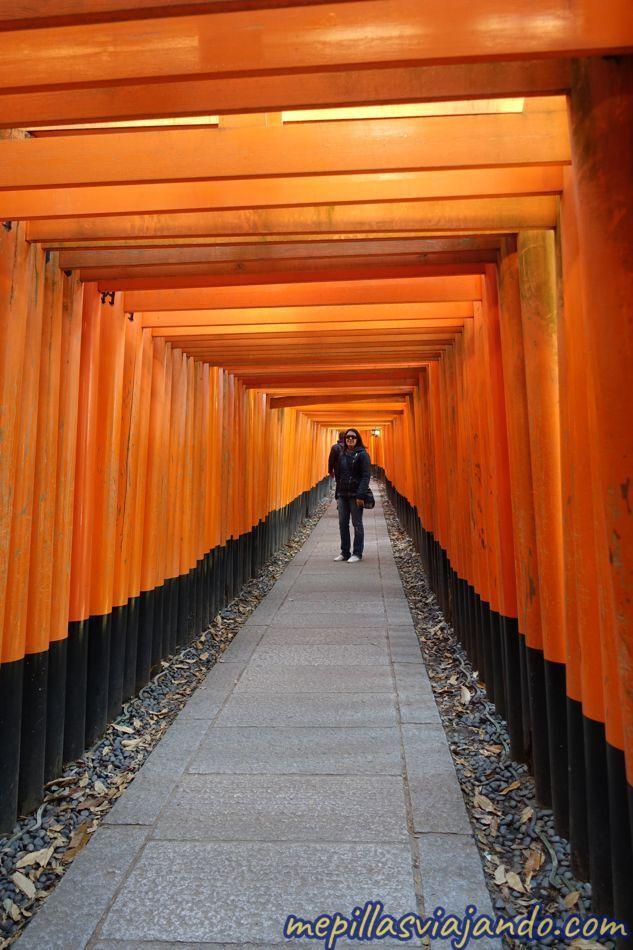 Viaje a Japón, Fushimi Inari