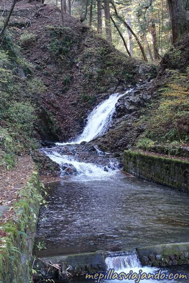 Nikko, Shiraito Falls