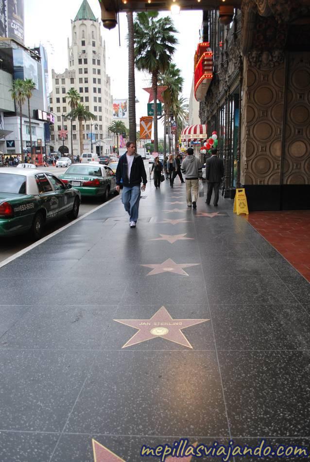 Los Ángeles, Walk ok Fame