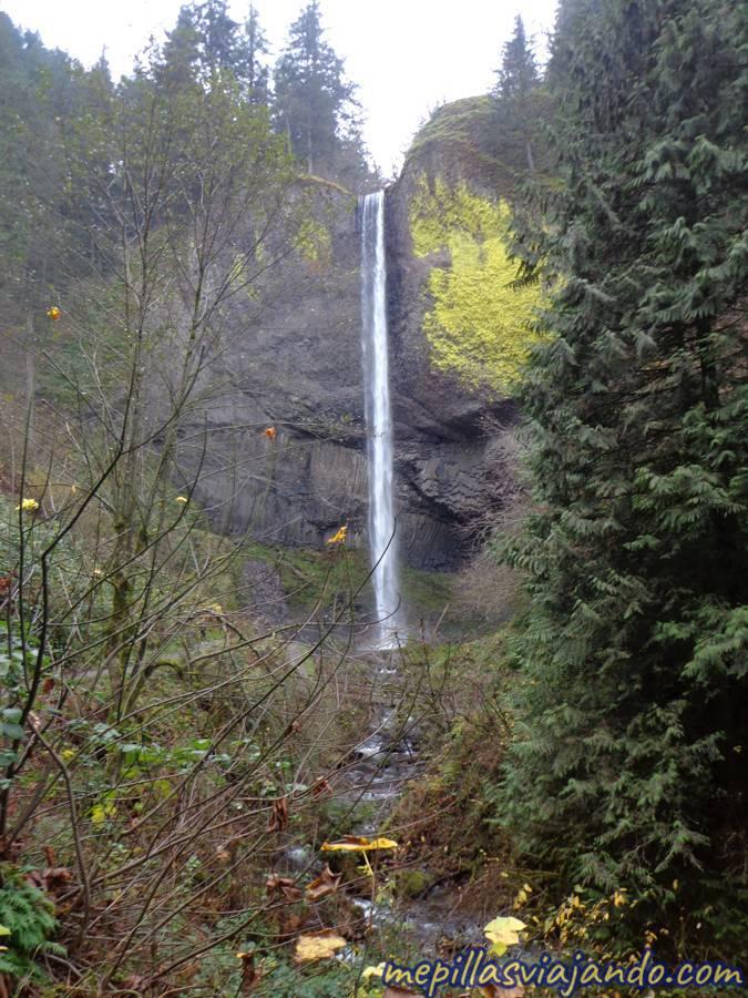Latourell Falls Oregón