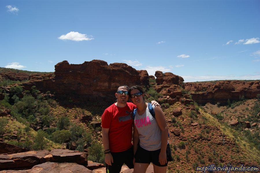 Road trip por el desierto de Australia