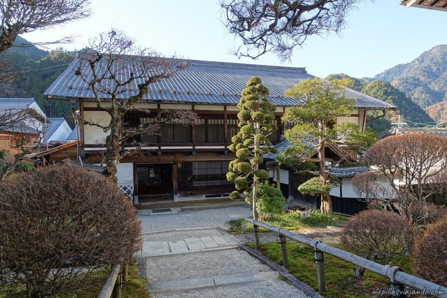 Ruta Nakasendo, Japón
