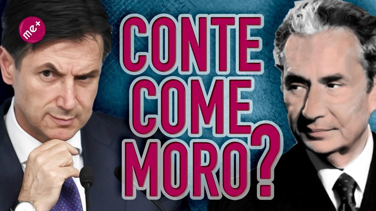 """GERO GRASSI: CONTE HA SBAGLIATO! ALTRO CHE """"MORO""""."""