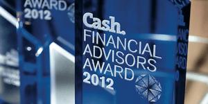 Financial Advisors Award