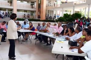 Diálogo Regional Sur en Barahona