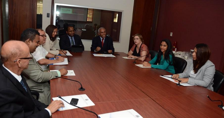 reunión del Consejo del Centro de ASFL