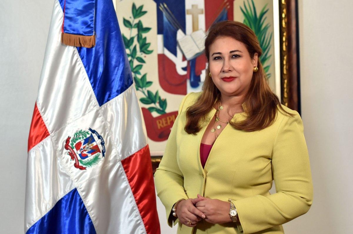 Vielka Polanco, directora ejecutiva del Centro Nacional de Fomento y Promoción de las Asociaciones sin fines de Lucro.