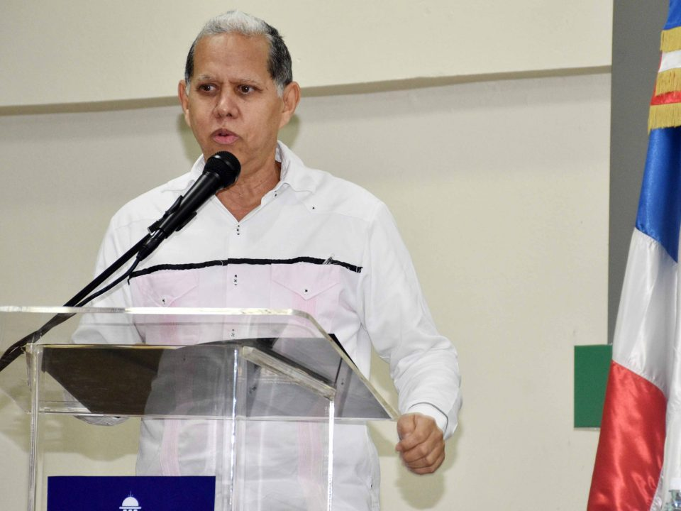 El viceministro de Ordenamiento Territorial y Desarrollo Regional, Domingo Matías, expresó la importancia de los consejos de desarrollo provinciales y su incidencia en el bienestar de las comunidades.
