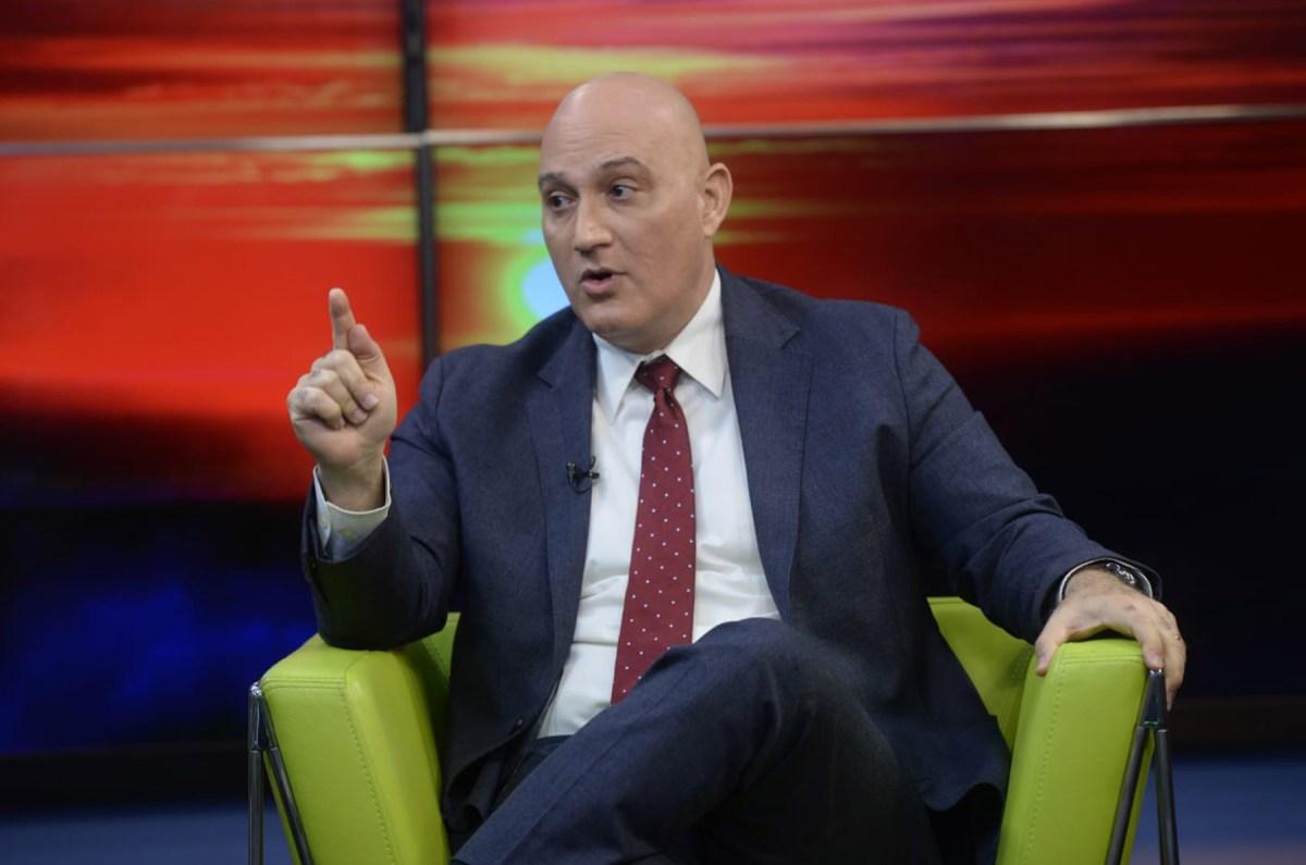 El viceministro de Planificación e Inversión Pública, Pavel Isa, entrevistado en Despierta con CDN.