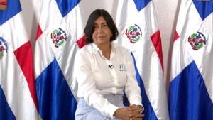 Olga Noboa de Arocha, presidenta de la Fundación Red de Misericordia.