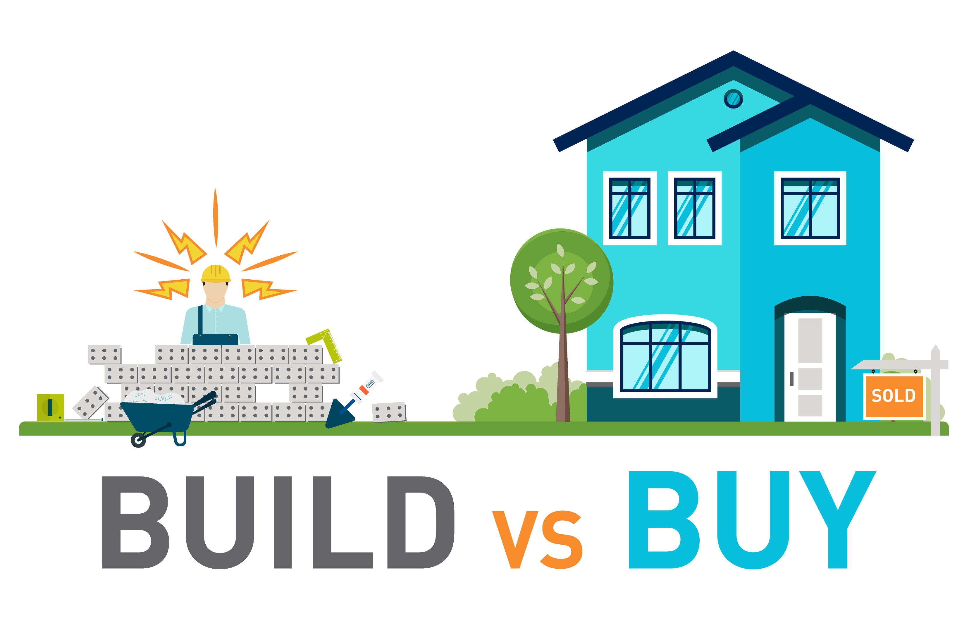 Q a how much do i need to build a house meqasa blog for Build a home