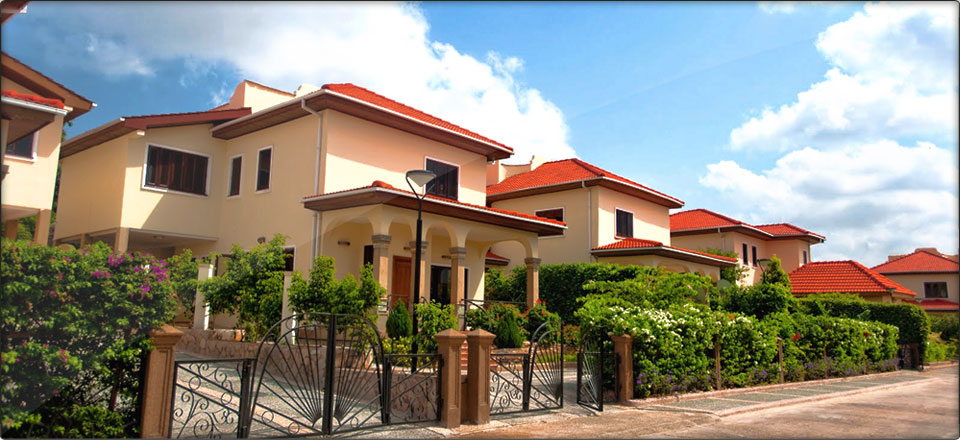 Different Types Of Houses In Ghana Townhouses