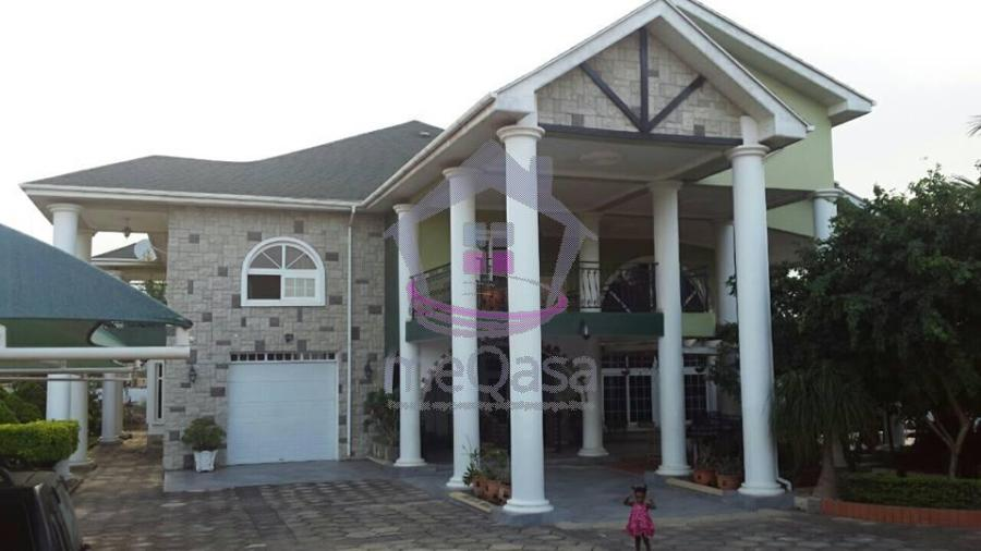$950, 000 Furnished 7 Bedroom House for sale in Dansoman, Accra, Ghana.