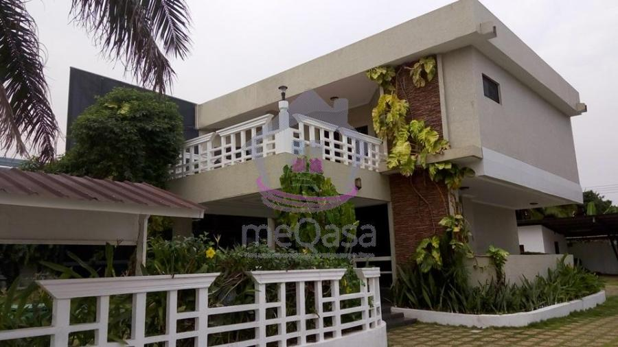 $2.8 million Villa for sale in the Airport Area, Accra, Ghana.