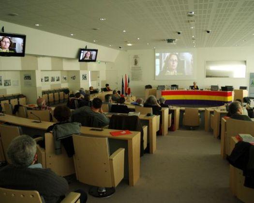 Le colloque organisé par l'Ateneo Republicano du Limousin