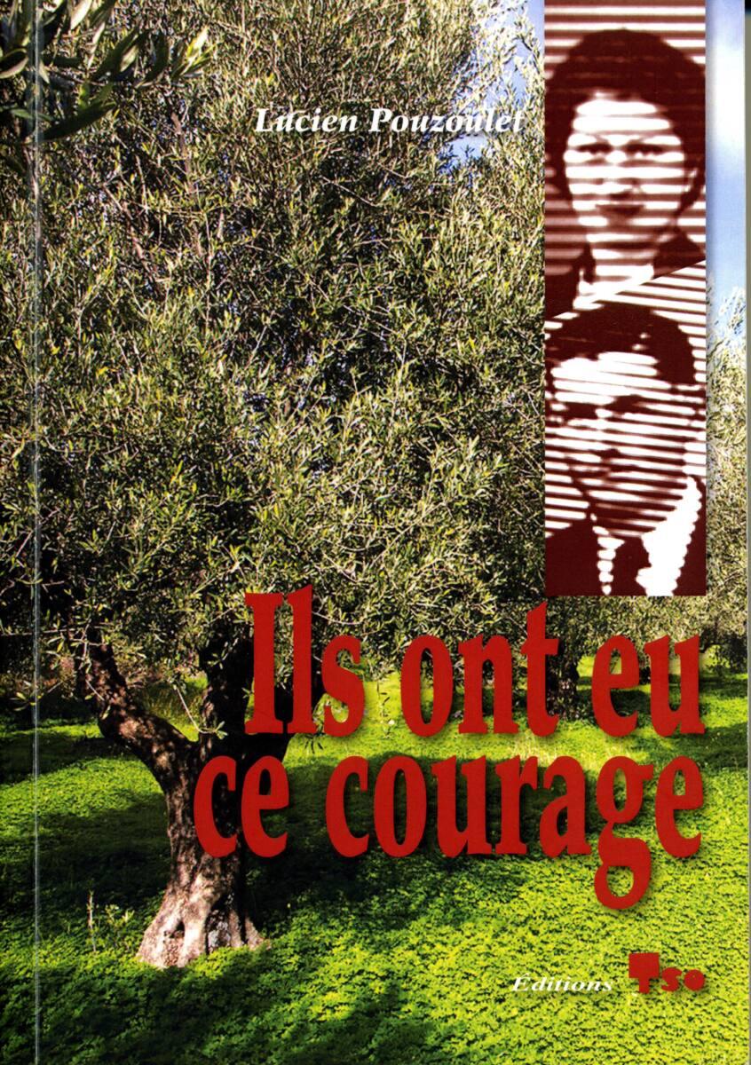 """Couverture """"Ils ont eu ce courage"""""""