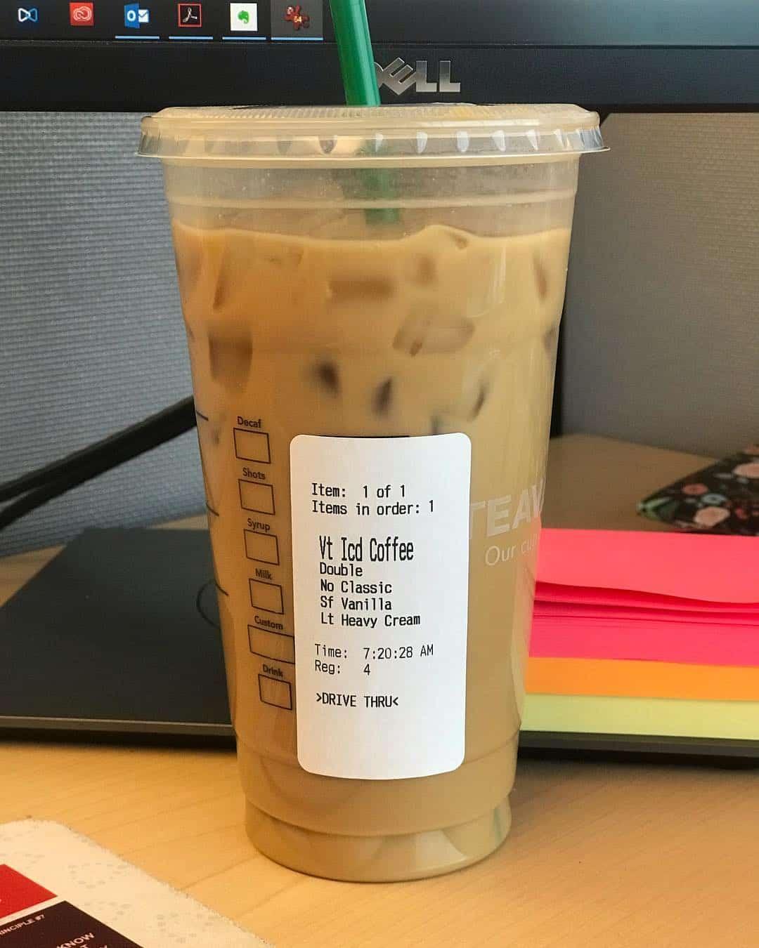 33 Low Carb Starbucks Drinks Keto Dieters Can Enjoy - Meraadi