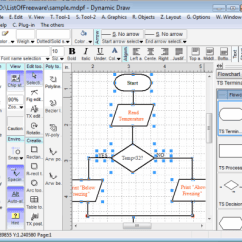 Best Tool To Draw Diagrams Arb Air Locker Wiring Diagram 19 Free Tools For Creating Flowcharts As The Name Suggests Dynamic Is Indeed It Offers Over 15 Different Varieties Of Flow Chart Types Some Which Includes Decision