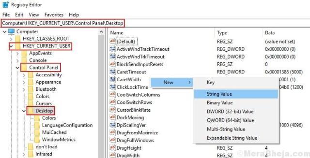 Registry Editor Disable Shutdown Anyway Min