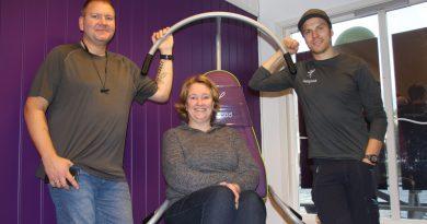 Lar treningsmaskinene hjelpe kroppen i form