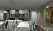 Sala de Jantar- Apartamento jardins