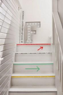 washi tape escada arquitrecos via interjeropatarimai