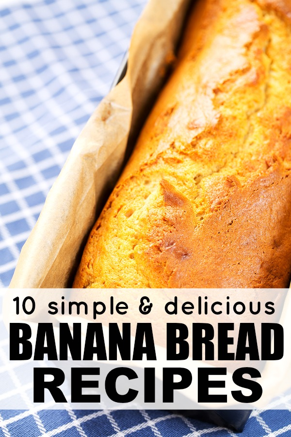 Whether you're looking for the perfect dessert recipe to take to your in-laws, or just need some new and exciting after school snacks for your kids, this collection of delicious banana bread recipes is just what you need (think: Nutella and cinnamon swirl!).