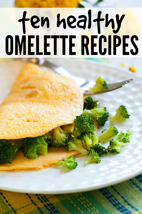 If you're looking for healthy and filling breakfast ideas, this collection of healthy omellette recipes is just what you need to give yourself (and your metabolism!) a good boost to start the day!