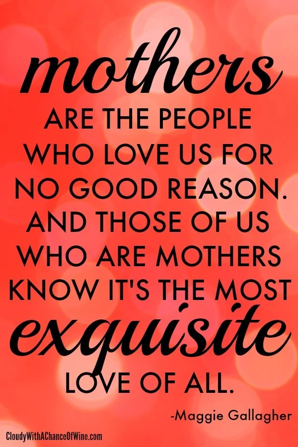 20 Mothers Day Quotes To Say I Love You