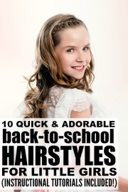school long hairstyles