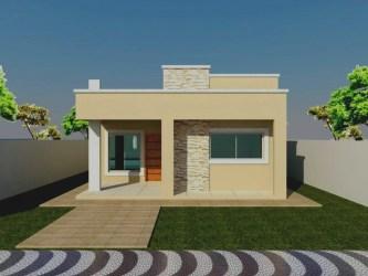 Fachadas De Casas Pequenas Im Genes Para E Modernas 4 Casas Top