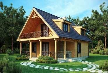 casas americanas planos madeira nas inspire casa fachadas exterior wooden meramattress listadecorar woods