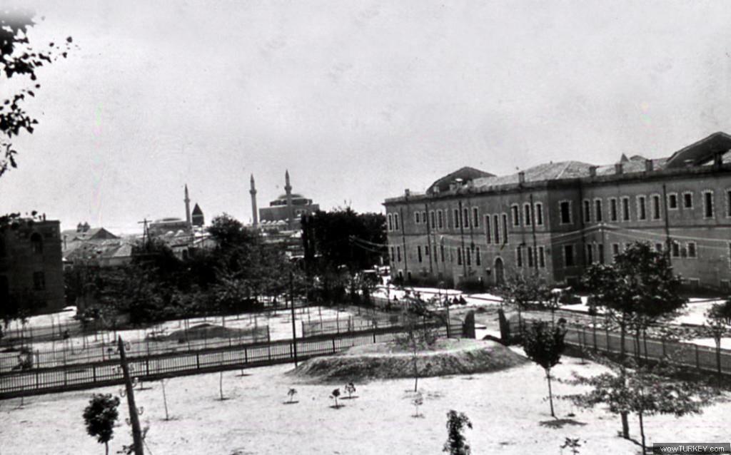 Konya Da Yapilan Selcuklu Ve Osmanli Mimarisinin Ismi Belli Oldu