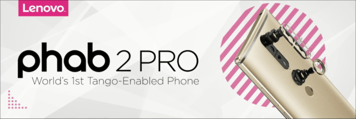 Specifications - Lenovo Phab 2 Pro