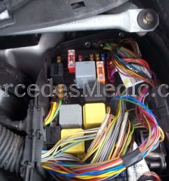 mercedes benz sprinter fuse box location [ 1024 x 768 Pixel ]